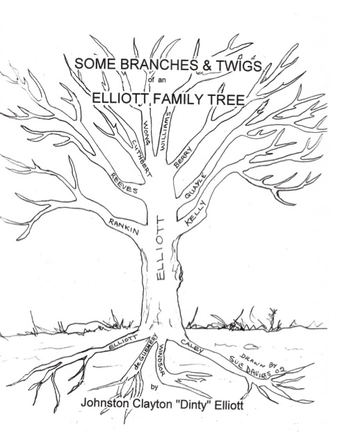 Cool Family Tree Drawings of a Elliott Family Tree